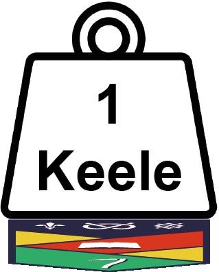 OneKeele squashing the Keele crest